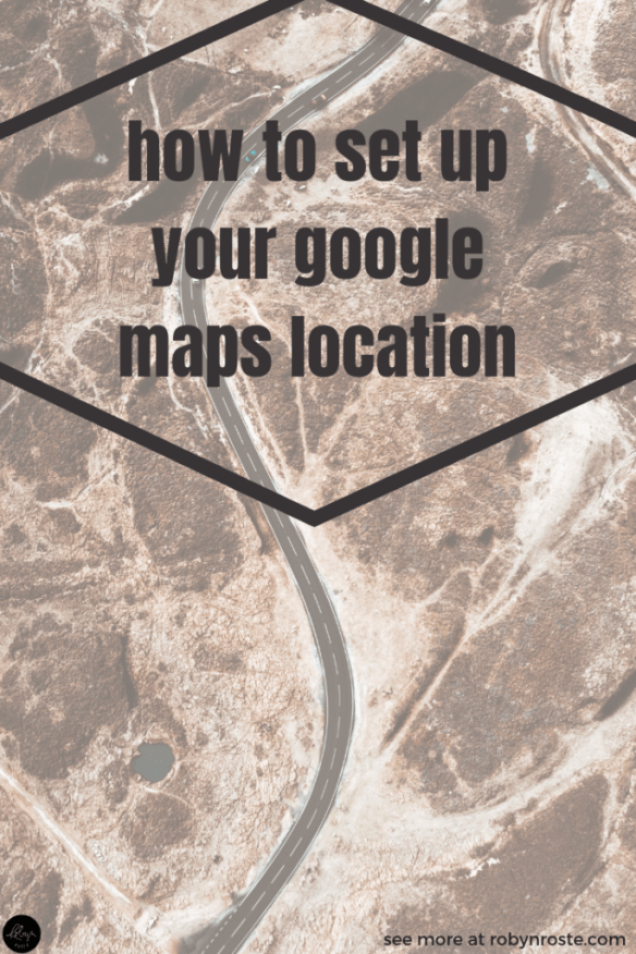 Have you ever Googled yourself? Google yourself. Here's how to set up your Google Maps Location and take control of your search results!