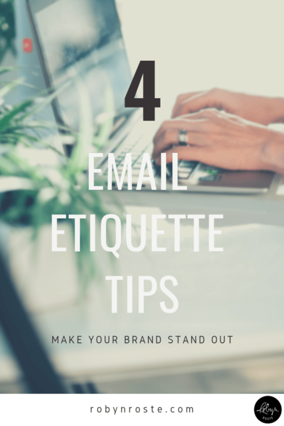 As positive as email is, it's important to understand proper email etiquette in order to avoid business pitfalls. The can be harsh consequences.