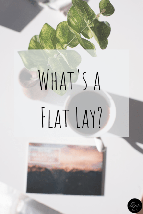 What is a flat lay? It is when you take a photo from above, parallel to the styled objects you are shooting. It is a great way to showcase your products in an interesting and engaging light. Try different props, backgrounds, and textures to tell a story and involve your audience.
