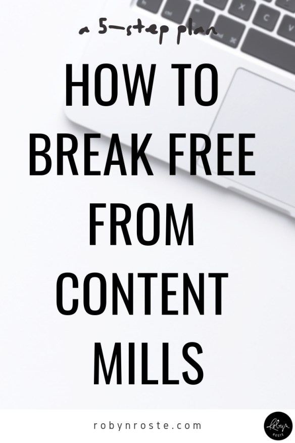 If you're new to freelance writing you may have heard other writers warn you about content mills. But do you know how to spot them in order to steer clear?