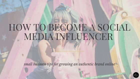 Influencer vs Influence: How to Build an Authentic Brand