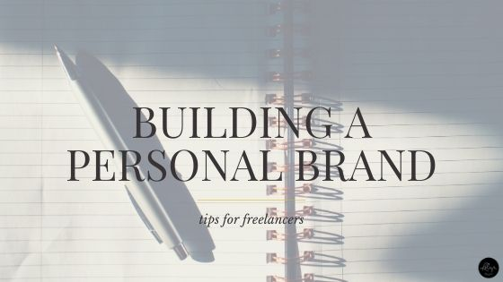 Building a Personal Brand Tips