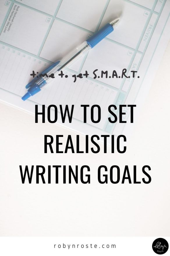 You may or may not have heard of creating S.M.A.R.T. goals before. It takes some planning and brainstorming but it works! Here's how I define S.M.A.R.T. (because there are many ways to do it). I keep things straight by applying who, what, when, why, how to the matter. If I can't answer those questions, my goal might still be too big.