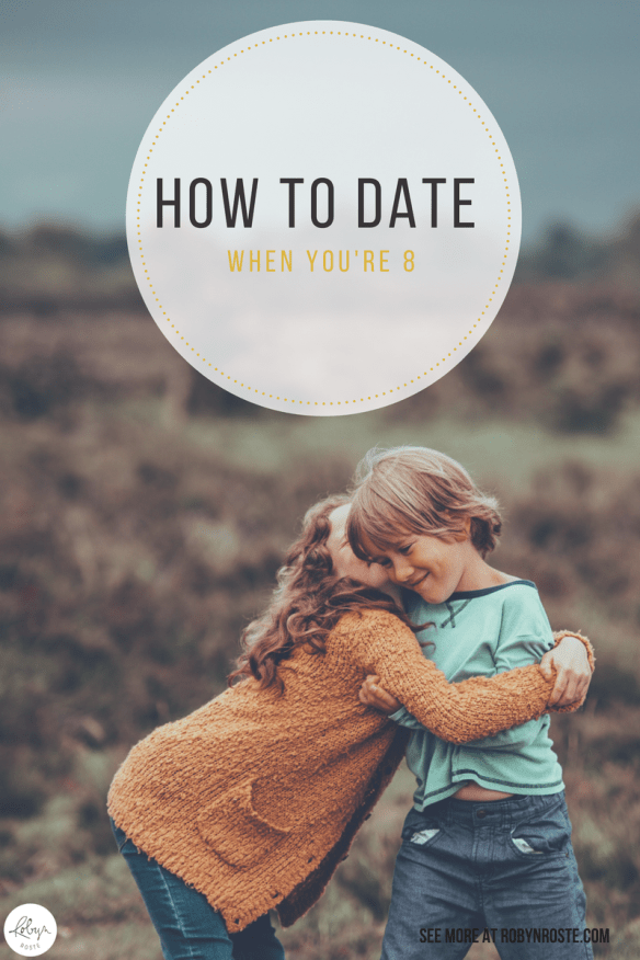 Here's the foolproof list of how to conduct a relationship in primary school. How to date when you're eight