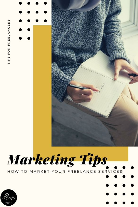 A common complaint I hear from freelancers is they're so busy working in their business they struggle to find time to work in their business. Maybe you're in this position now, you're busy working and you're wondering how to market your services to take things to the next level.