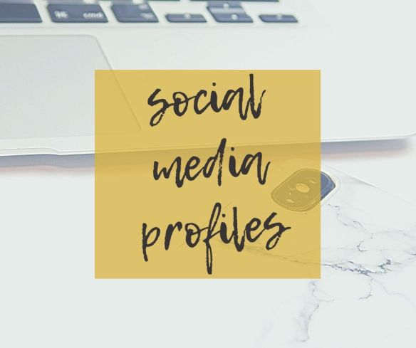 Five Tips for Optimizing your Social Media Profiles
