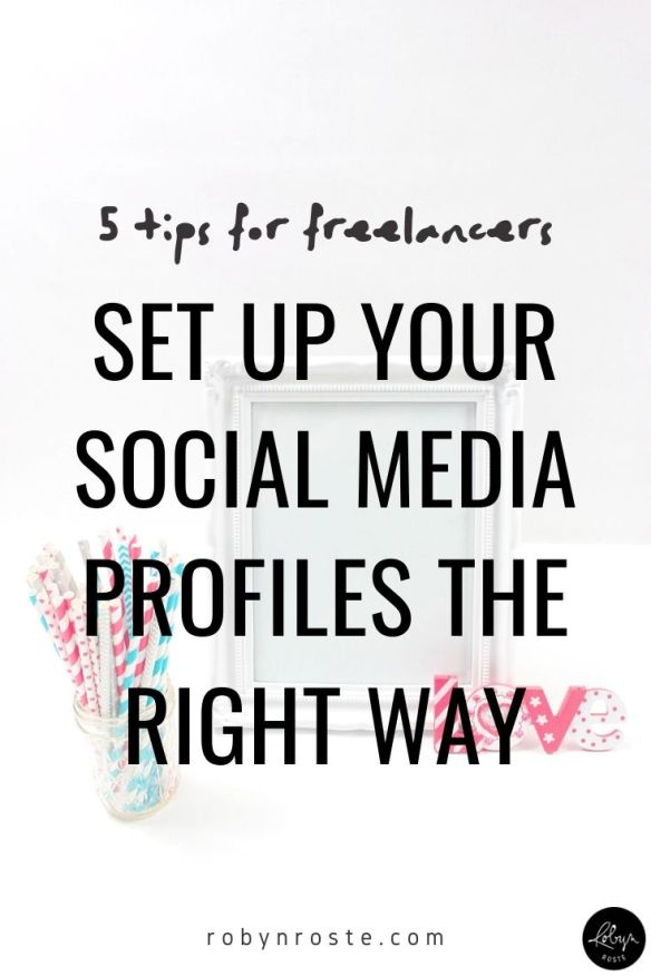 Optimizing your social media profiles is important! You want to ensure potential clients know who you are, what you do, and why they should hire you.  The best way to let people know you're available is by saying you're available.  It's easy to look at your social media profiles as places where friends and family connect with you, so there's no reason to talk about your business (don't they already know what you do?) but what better place to find referrals than your friends and family list?