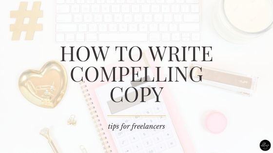 How to Write Great and Persuasive Marketing Copy