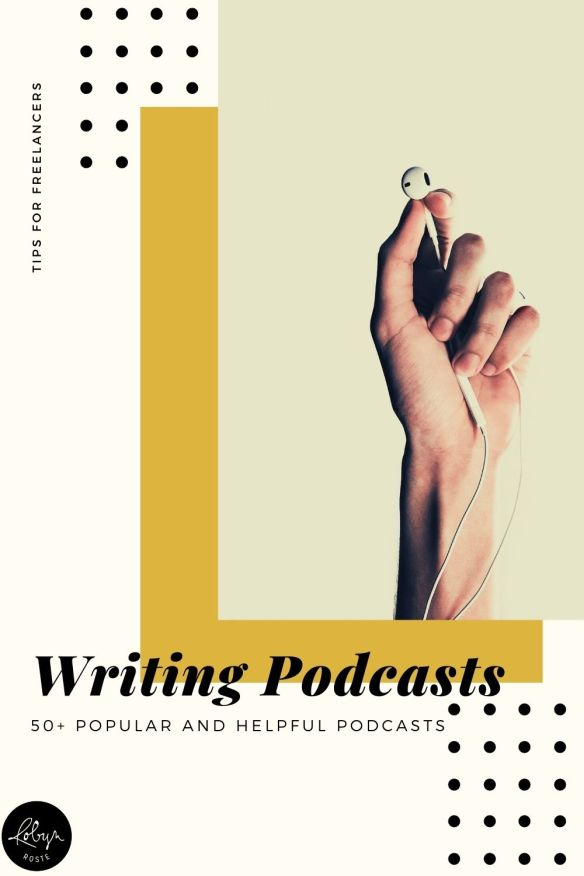 What are the best podcasts for writers? Well…it depends what you're looking for. There are SO many podcasts for writers so I decided to jump headfirst into the overwhelm and sort out the best, most popular podcasts for writers so you don't have to. And also so you can find some new podcasts to listen to. Because I know you're looking.