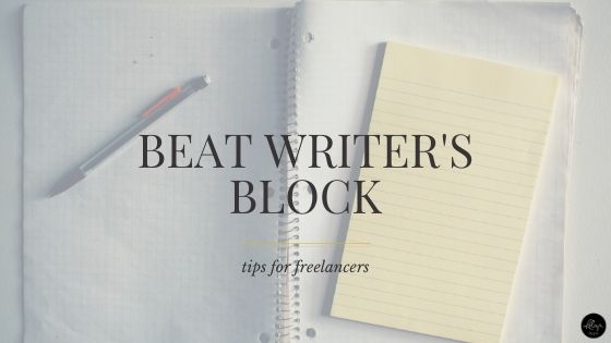 Got Writer's Block? Move Forward with these Tips