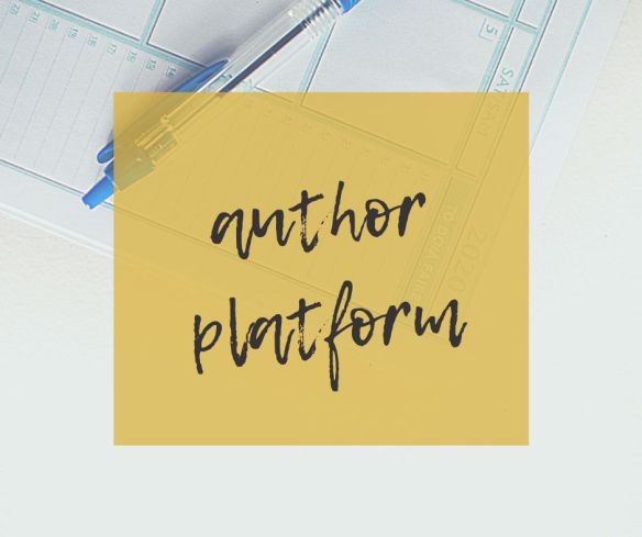 What is an Author Platform?