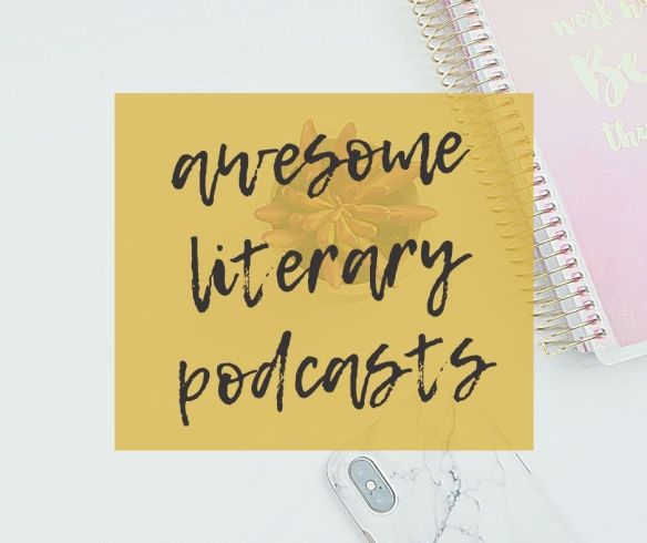 Literary podcasts for book lovers