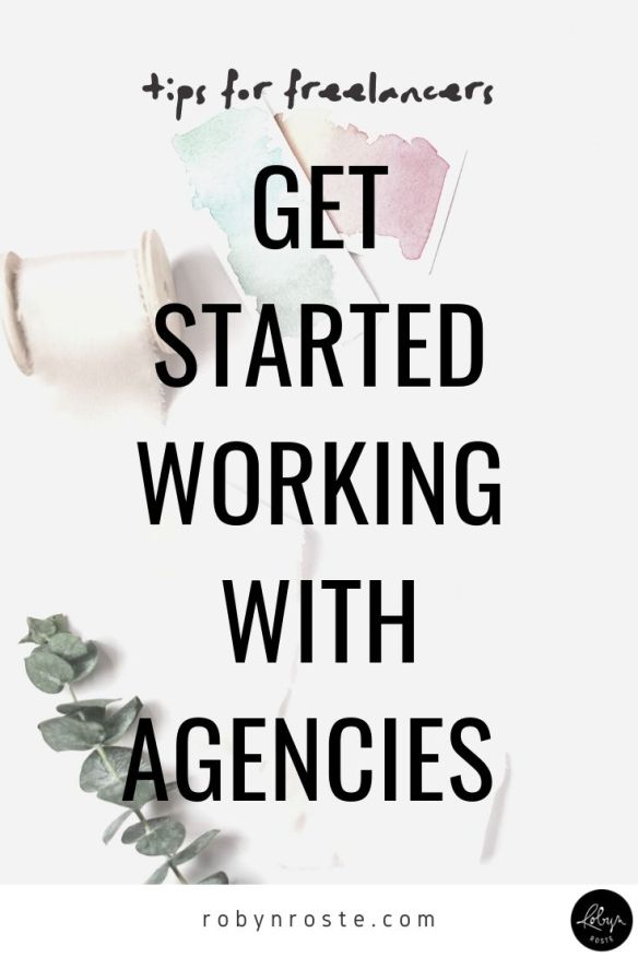 If you work in media or run a business you will, if you haven't already, come across a digital agency. Here are five tips for working with agencies.