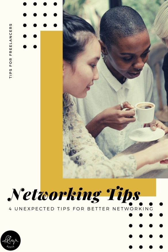 Networking is an important part of freelancing but it can be difficult discerning which events are a good use of time and which aren't.