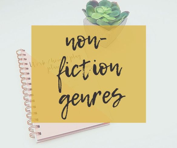 What are the Different Non-Fiction Genres?