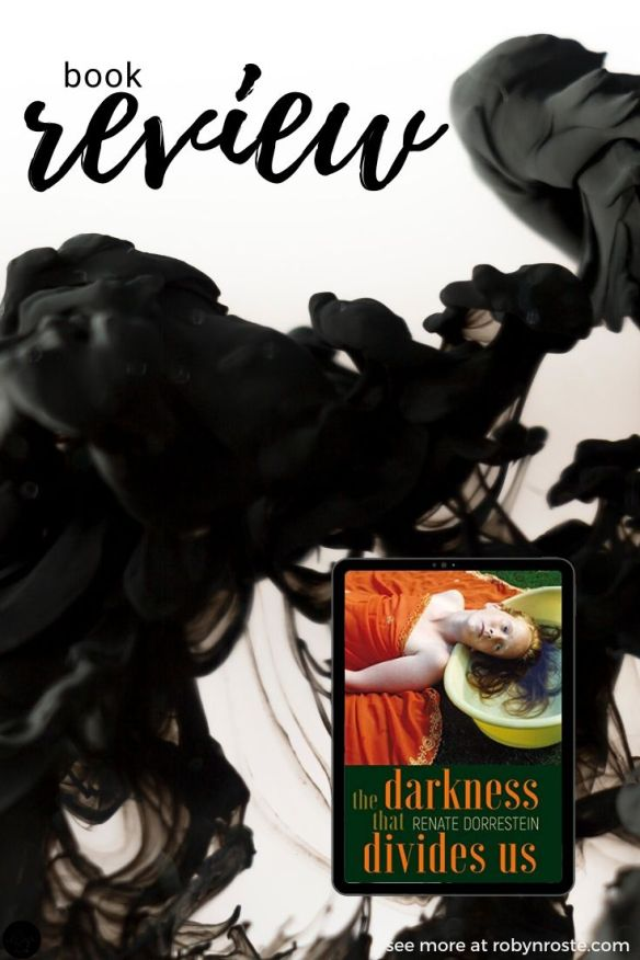 Thanks to World Editions, I'm participating in Boekenweek by reading and reviewing The Darkness that Divides Us by author Renate Dorrestein, an important contemporary writer from the Netherlands.