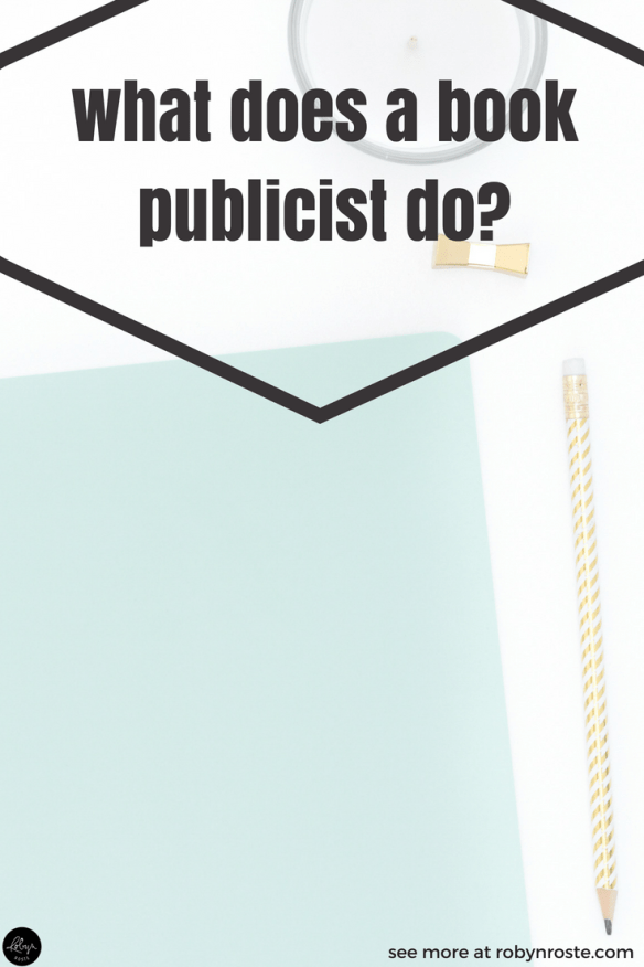 """What does a book publicist do? It's a common question. In general, """"book publicist"""" is a broad name for a person who has direct and indirect influence on book sales. So a book publicist is an interesting and important role. But just how does a book publicist affect this positive influence? And what does a book publicist do for a writer? And how long does it take?"""