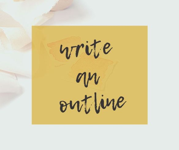 How to Write an Outline for Anything