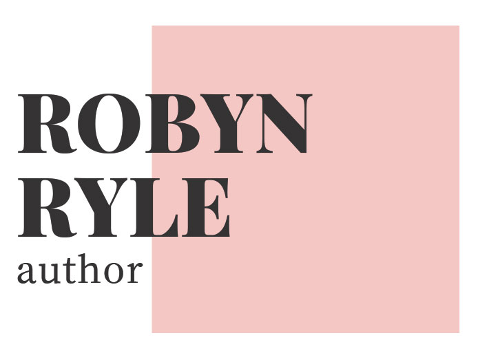 Robyn Ryle Author