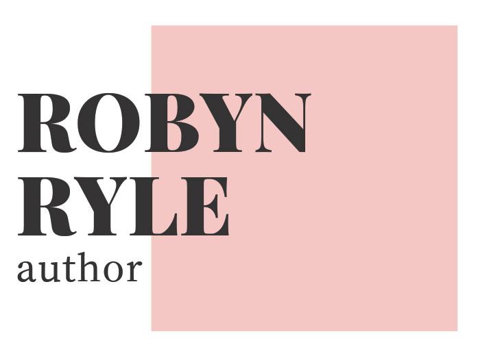 Robyn Ryle Author
