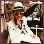 From Rob Zombies Record Collection - Elton Johns Greatest Hits