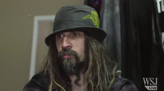 Rob Zombie Wall Street Journal