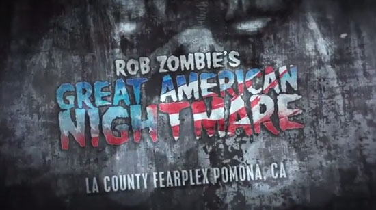 Rob Zombies Great American Nightmare