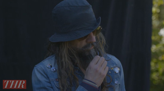 The Hollywood Reporter Rob Zombie