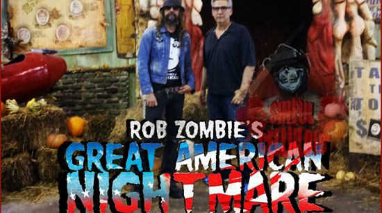 Rob Zombie Sinful Celluloid