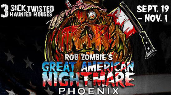 Great American Nightmare 2014
