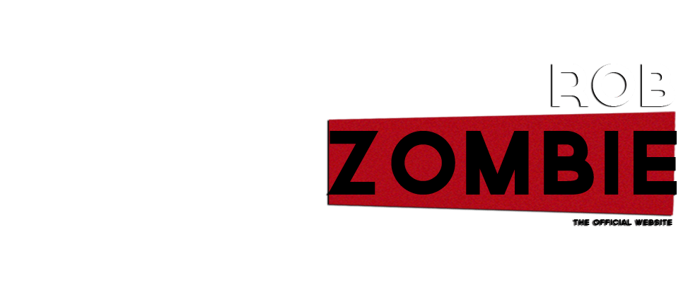 the official rob zombie website