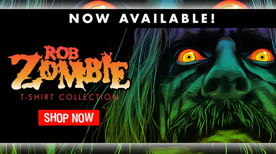 Rob Zombie Fright Rags