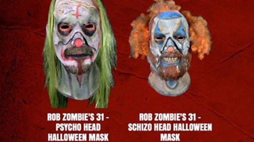 Rob Zombie Halloween Clown Mask.Get These 31 Themed Halloween Masks From Trick Or Treat