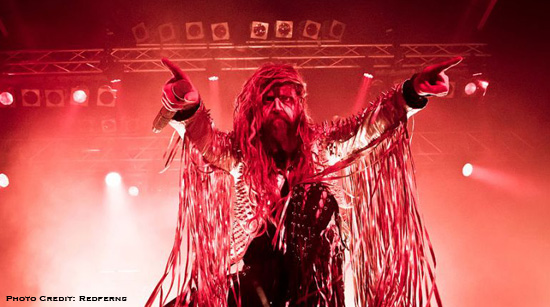 Rob Zombie, Redferns, Yahoo, Berlin 2016