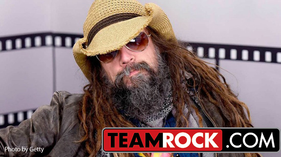Rob Zombie Team Rock Interview