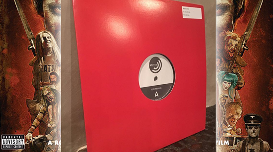 31 vinyl soundtrack test pressing