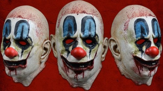 Rob Zombie Halloween Clown Mask.From Trick Or Treat Studios Psycho Clown Mask From Rob