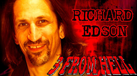 Richard Edson 3 From Hell