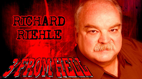 Richard Riehle 3 From Hell