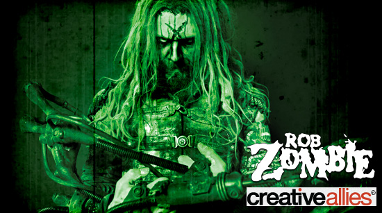 Rob Zombie Creative Allies