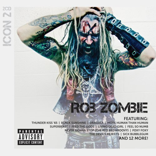 Rob Zombie Icon 2 CD
