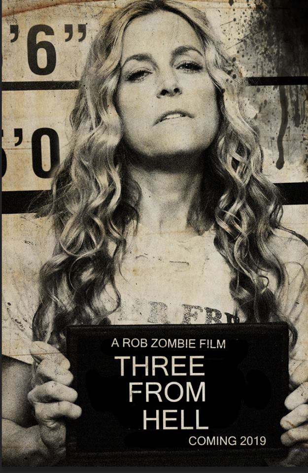 Sheri Moon Zombie Baby Firefly Three From Hell