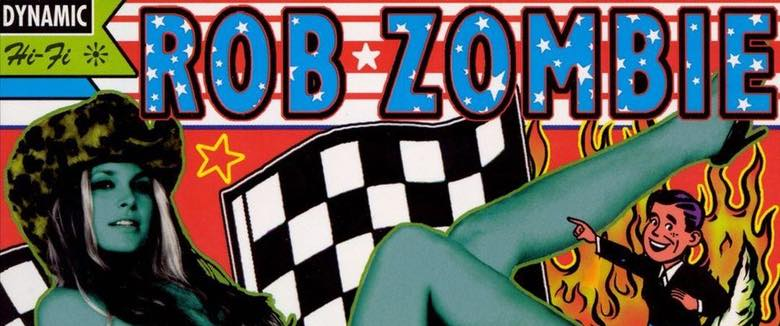 american made music to strip by Rob Zombie on this day