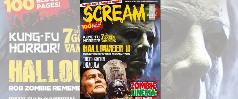 Rob Zombie Halloween 2 Scream Horror Magazine