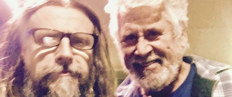 Barry Bostwick Rob Zombie Three From Hell