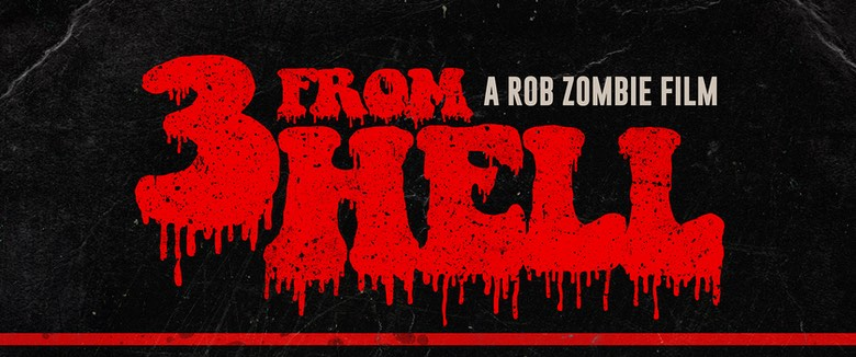 3 From Hell Rob Zombie logo