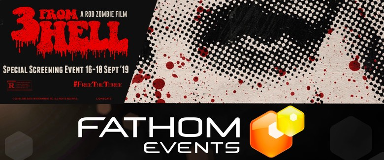 3 From Hell Fathom Events