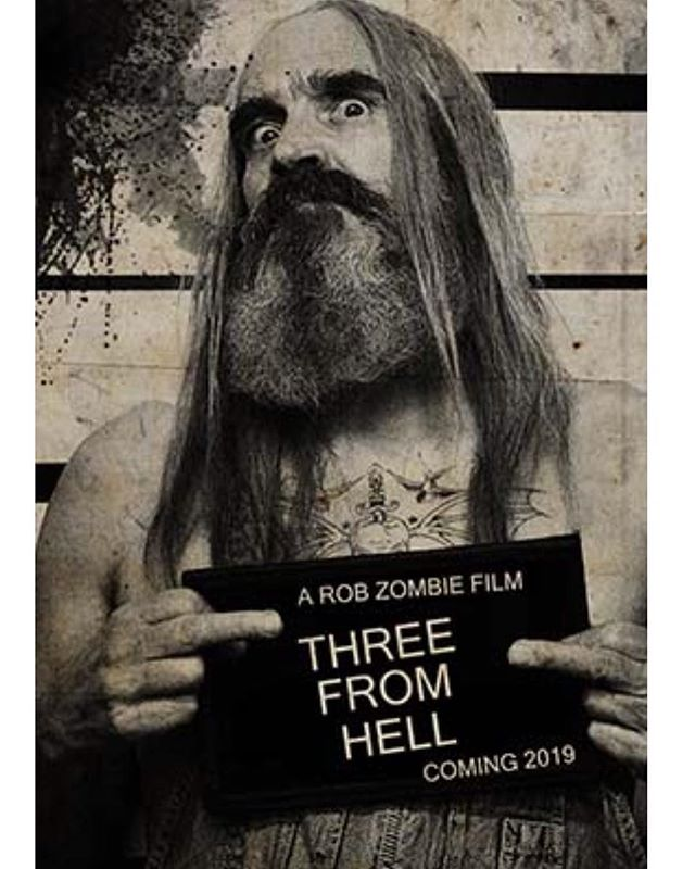 3 From Hell Bill Moseley