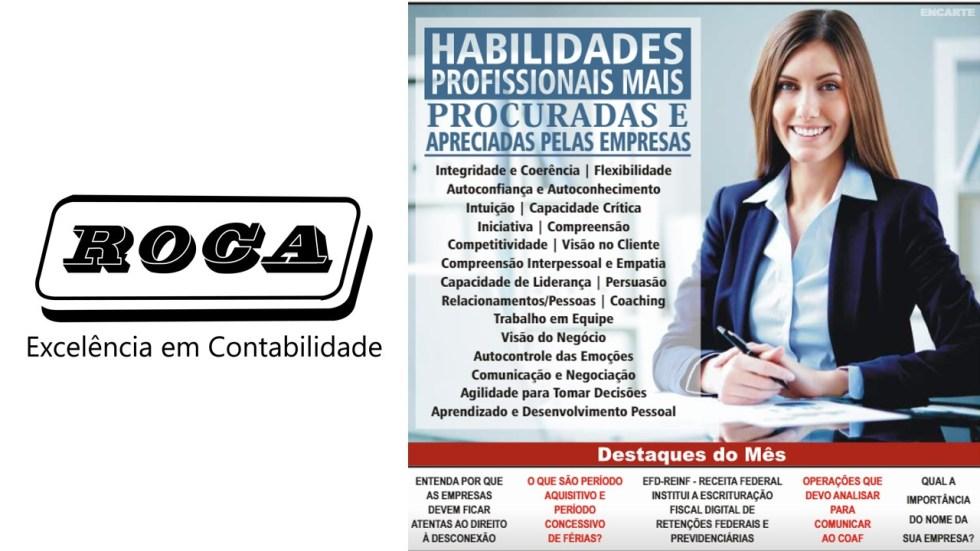 Boletim 05/2017 –  HABILIDADES PROFISSIONAIS MAIS PROCURADAS E APRECIADAS PELAS EMPRESAS