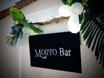 Bar à Mojito mariage bouches du rhone